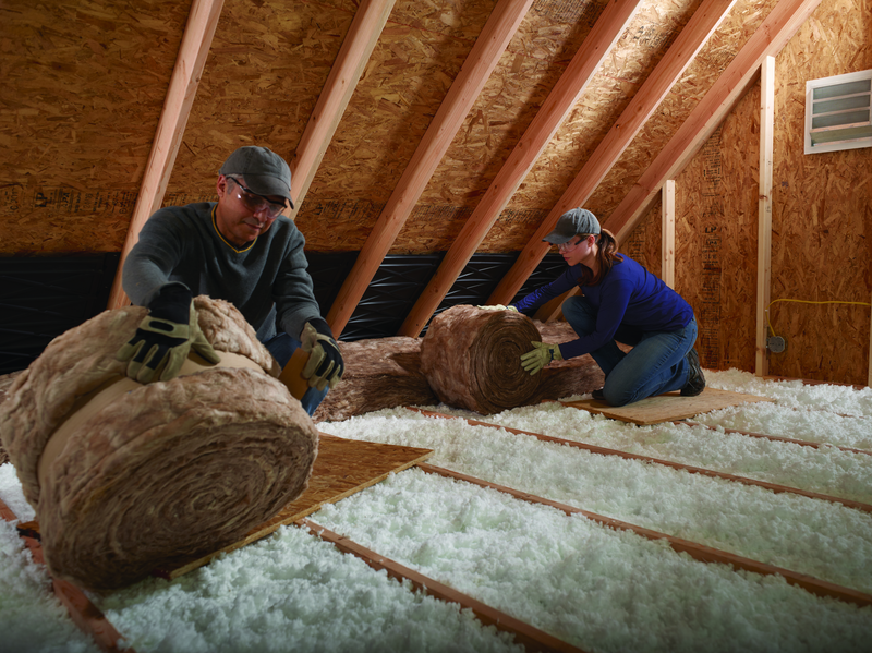Insulation   Hirschi Roofing and Insulation