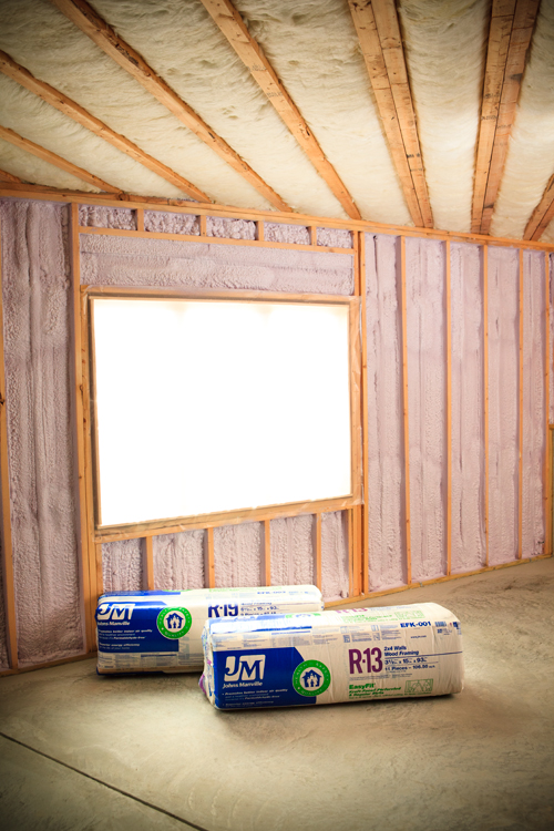 Insulation | Hirschi Roofing and Insulation