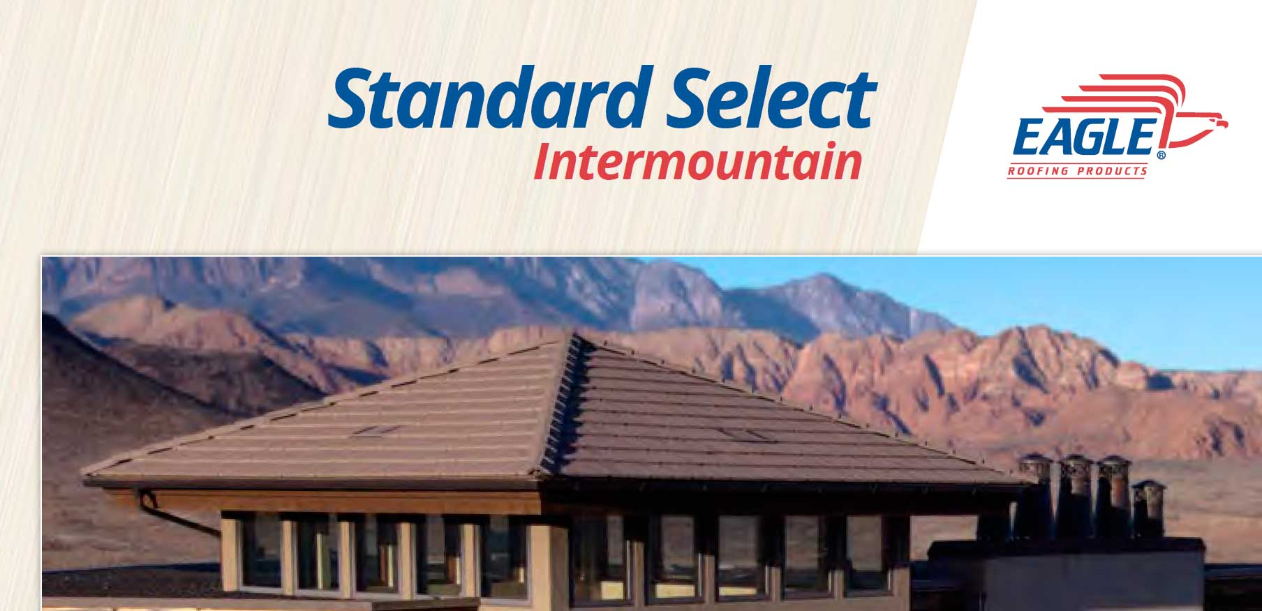 Eagle Roofing Tiles Standard Selection PDF